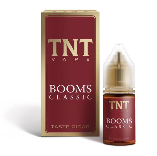 Aroma Concentrato Booms Classic 10ml - TNT Vape