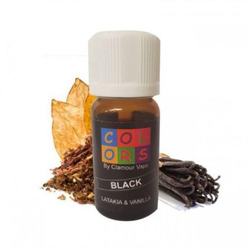 aroma 10ml colors black clamour vape