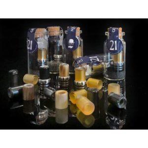 Sleeve in Ultem per 21 Drip Tip by The Vaping Gentlemen