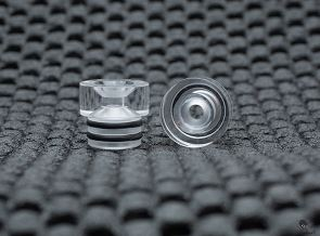 Pico V2 Short Drip Tip V1 ultem (MTL 2,5mm) by Promist Vapor