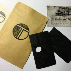 TDCustom - Sportelli Oriente Limited Edition colore oro