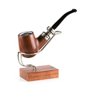 Pipa Meccanica Bent Rosewood - CréaVap