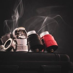 Reload S RDA - Reload Vapor USA colore stainless steel