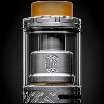 ReLoad RTA - Reload Vapor USA colore stainless steel