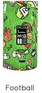 Puma Box 200w - Vapor Storm colore Football