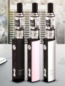 Q16C STARTER KIT by JustFog - colore pink