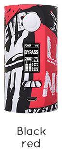 Puma Box 200w - Vapor Storm colore Red Black