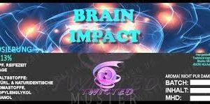 TWISTED 10ML - BRAIN IMPACT