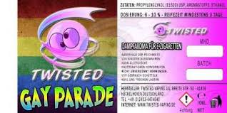 TWISTED 10ML - GAY PARADE