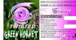 TWISTED 10ML - GREEN HORNET
