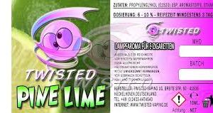 TWISTED 10ML - PINE LIME