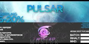 TWISTED 10ML - PULSAR