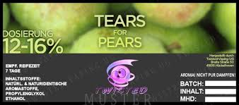 TWISTED 10ML - TEARS FOR PEARS