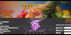 TWISTED 10 ML - TROPIC MIX