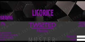 TWISTED 10ML - LICORICE