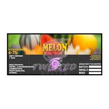 TWISTED 10ML - MELON