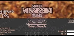 TWISTED 10ML - JOHN SMITH'S SWEET MISSISSIPPI BLENDS