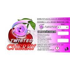 TWISTED 10ML - CHERRY