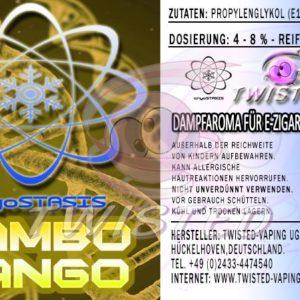 TWISTED 10ML - RAMBO MANGO