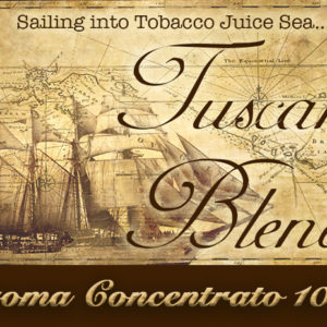 Tuscan blend – Aroma di Tabacco concentrato 10 ml by Blendfeel