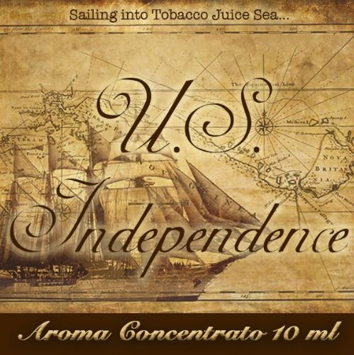 U.S. Independence – Aroma di Tabacco concentrato 10 ml by Blendfeel
