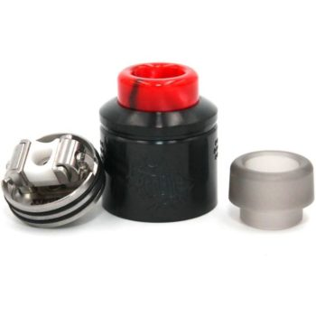 Profile RDA by WOTOFO colore Black