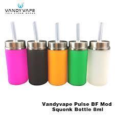 PULSE BF BOX MOD BOTTLE BY VANDY VAPE - ORANGE