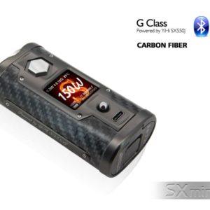 SXmini G Class 200w by YIHI Colore nero/carbonio