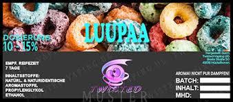 TWISTED 10ML - LUUPAA