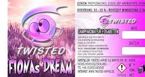 TWISTED 10ML - FIONAS DREAM