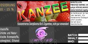TWISTED 10ML - KANZEE