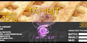 TWISTED 10ML - TAMBIT