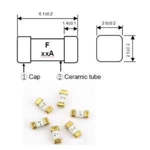 REPLACEMENT FUSE SUB FOR G22 GUS SWITCH BY GUS MOD