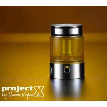 Project X – Extended Kit Polished – Hussar Vapes