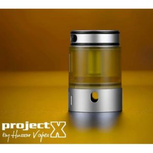 Project X – Extended Kit Satin – Hussar Vapes