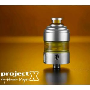 Project X – Satin – Hussar Vapes