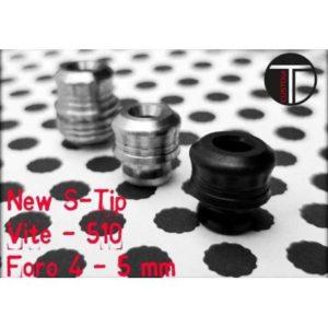 S-Tip L a Vite in Acciaio INOX foro 4mm by TDCustom
