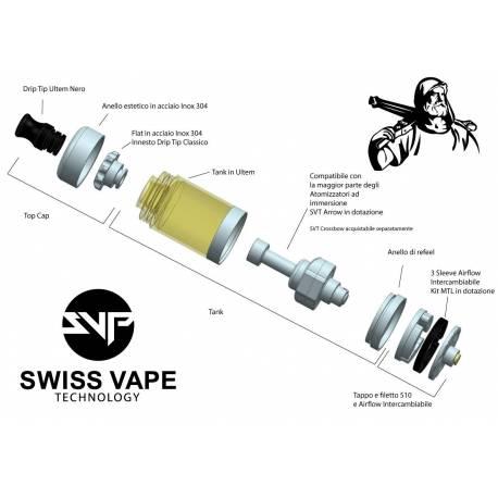 SVT Tell by Swiss Vape Technology