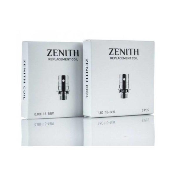 Zenith MTL D22 3ml Tank - Innokin COLORE silver