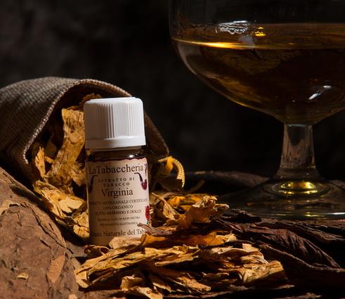 AROMA LA TABACCHERIA Estratto di Tabacco Virginia 10ml