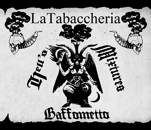 AROMA LA TABACCHERIA Hell's Mixtures – Baffometto 10ml