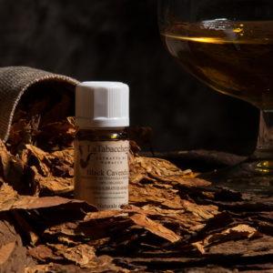 AROMA LA TABACCHERIA Estratto di Tabacco Black Cavendish 10ml