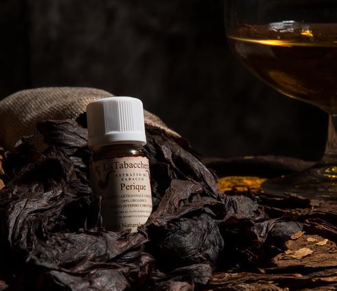 AROMA LA TABACCHERIA Estratto di Tabacco Perique 10ml