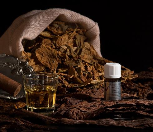 AROMA LA TABACCHERIA Estratto di Tabacco Basma 10ml