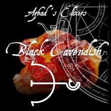 AZHAD'S AROMA PURE BLACK CAVENDISH 10 ML