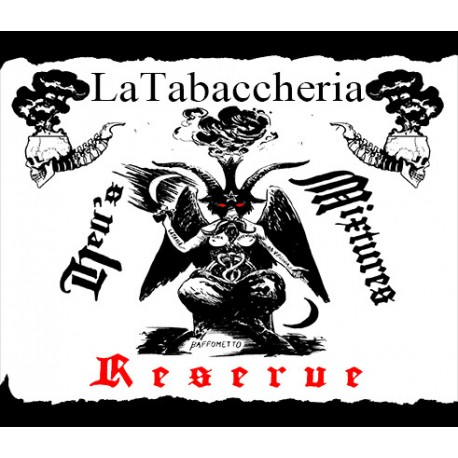 AROMA LA TABACCHERIA Hell's Mixtures – Baffometto Reserve 10ml