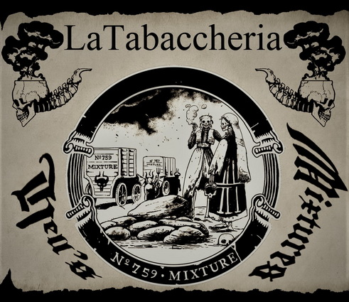 AROMA LA TABACCHERIA Hell's Mixtures – N.759 Mixture 10ml