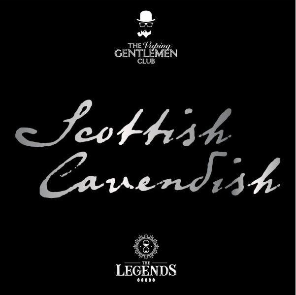 Aroma Gentlemen Club - The Legends - Scottish Cavendish