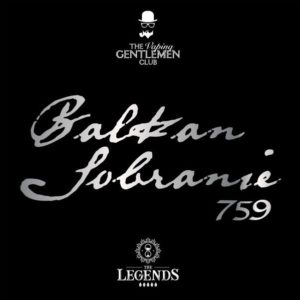 Aroma Gentlemen Club - The Legends - Balkan Sobranie 759