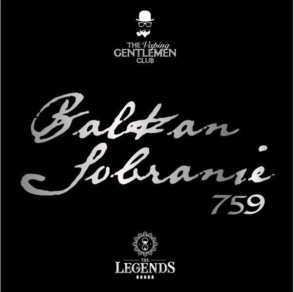 Aroma Gentlemen Club - The Legends - Balkan Sobranie 759